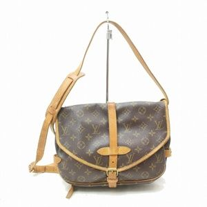 Authentic Louis Vuitton  Saumur 30 iconic bag